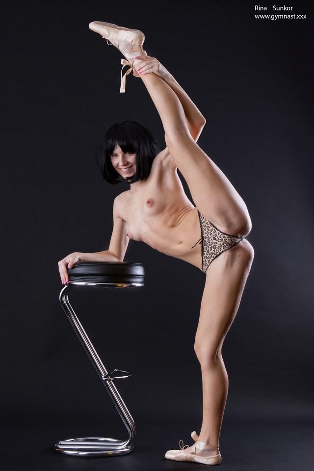 Nymphet flexy gymnastics nude photos