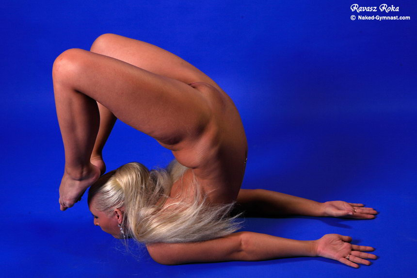 photos of naked gymnasts
