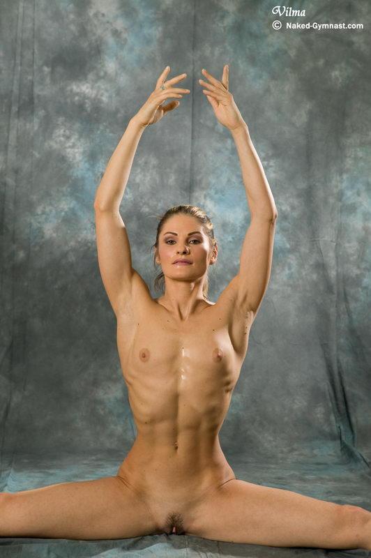 новые голые румынские гимнастки