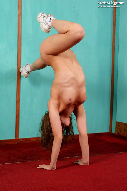 Nude gymnast photo 73981 фотография
